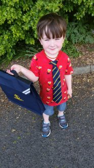 Starting school and the EYFS